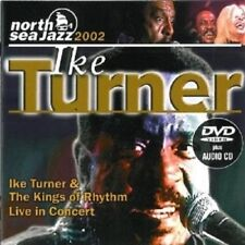 Turner,Ike - North Sea Jazz Festival 2002 CD + DVD NEW+