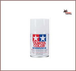 TAMIYA POLYCARBONATE SPRAY PAINT WHITE PS-1, 86001, HC_OZ
