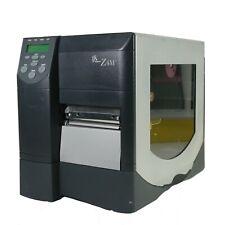 Zebra Z4M Thermal Label Printer w/ Parallel Serial 203 dpi Z4M71-0001-0000