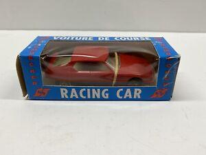 Vintage Strombecker Voiture De Course Citroen 1:32 Slot Car with Box NM