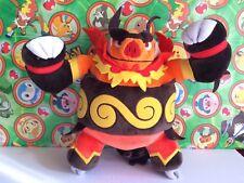 Pokemon Center Plush Emboar 2008 JAPAN Pokedoll stuffed figure toy USA Seller