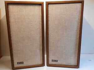 Vintage - Pair of KLH Model Twenty 20 Loud Speaker System