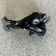 Retro Shimano Deore LX Rear Derailleur 7/8 speed RD-M563 Black MTB Vintage