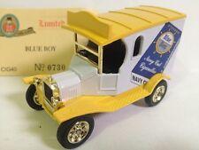 Ford Model BLUE BOY NAVY CUT CIGARETTES TABACO OXFORD DIECAST