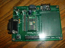 Parallax BASIC Stamp Super Carrier with BS2 Installed, Power Supply Included