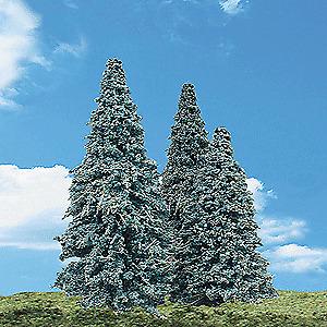 Woodland Scenics Woodland Classic Trees(R) Ready Made - Blue Needle