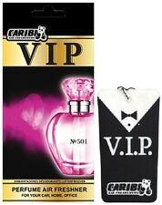 "501 Air Freshener Car Caribi VIP Perfume Home Office - Versace ""Versace Eros"""