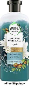 Herbal Essences bio renew Repair Conditioner with Argan Oil of Morocco, 400ml