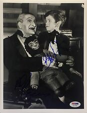 Al Lewis And Butch Patrick Signed Munsters 8x10 Photo - PSA/DNA # AC21428