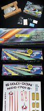 Star Trek The Next Generation Enterprise Ship #485383 Playmates New in Box 1992