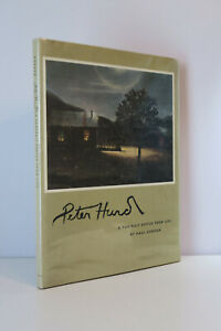 Peter Hurd Portrait Sketch From Life Paul Horgan- 1966 2nd Printing