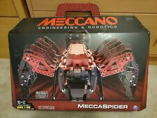 Meccano Robotic Mecca Spider ~ NEW Build-It Engineering App Controlled