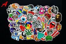 100pc Sticker Bomb Decal Vinyl Roll Car Skate Skateboard Graffiti Laptop Luggage