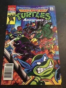 Teenage Mutant Ninja Turtles Adventures#13 Awesome Condition 7.0(1990)