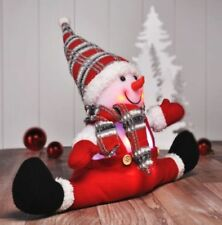 Luci di Natale rossi