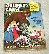 July 1965 Children's Digest - Published by Readers Digest
