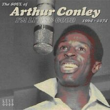 Arthur Conley - Im Living Good 1964-1974 [New CD] UK - Import