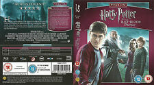Harry Potter And The Half-Blood Prince (Blu-ray, 2009, 2-Disc Set)