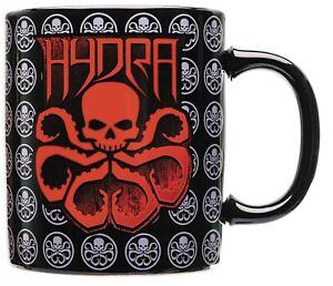 HYDRA Logo 12 oz Coffee Mug