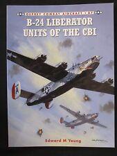 Osprey Book: B-24 Liberator Units of the CBI - Combat 87