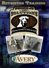 Avery Retriever Training Problems Solutions DVD!!!