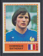PANINI-EUROPA 80 - # 206 Dominique bathenay-Francia