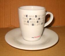 """Espresso Tasse der Fluggesellschaft """"austrian"""" von MAHLWERCK"""