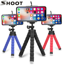 Universal Mobile phone Octopus Stand Tripod Mount compatible with Samsung iPhone