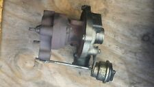 03-10 MICRA K12 1.5 DCI ENGINE TURBO CHARGER TURBOCHARGER UNIT