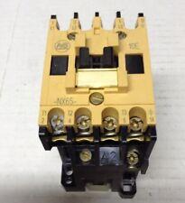 Allen Bradley 100-NX65A Series D Contactor