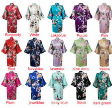 Silk Kimono Nightwear Robes for Women