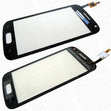 Touch Screen Digitizer Front Glass For Samsung Galaxy Ace 2 SM-i8160 LCD Black