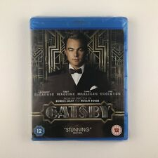 The Great Gatsby (Blu-ray, 2013) *New & Sealed*