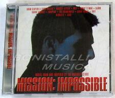 MISSION: IMPOSSIBLE - SOUNDTRACK O.S.T. - CD Sigillato
