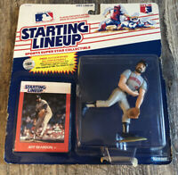 1988 STARTING LINEUP SLU MLB JEFF REARDON MINNESOTA TWINS NEW SEALED