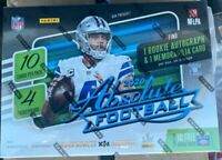 Panini Absolute Football Mega Boxes -2020