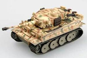 Easy Model Tiger I Early Division Great Germany 1943 Russia 1:72 Model