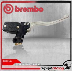 Brembo 10462082 - Black PS 11 avant maître cylindre / frein Pump avec Fluid Tank