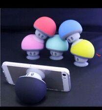 MUSHROOM BLUETOOTH SPEAKER COLOR  Mini SUPER BASS Portable Smartphone Tablet
