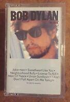 Bob Dylan Infidels Cassette Tape