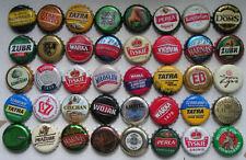 Bier- & Brauerei-Kronkorken für Sammler