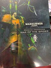Psychic Awakening War of The Spider Warhammer 40k Games Workshop BTD
