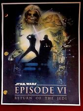 Star Wars™ EPISODE VI Return of the Jedi LUCASFILM Rare Screenplay SCRIPT