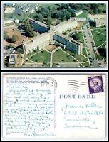 INDIANA Postcard - Bloomington, Indiana University, Smithwood Residence Hall Q41