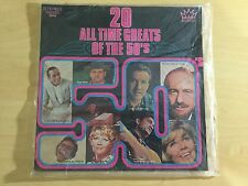 Vinyl LP - 20 of the All Time Greats of the 50s