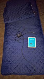 Dormisan  Pulsierende Magnetfeldmatte mit Steuergerät und Tasche