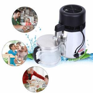 Distillateur d'eau Distillateur d'alcool Purificateur Inox Bureau Laboratoire