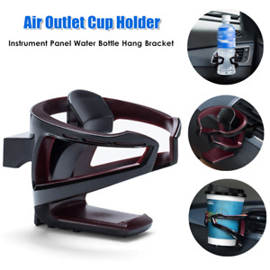 Car Instrument Panel Air Outlet Cup Holder Telescopic Water Bottle Holder Stand