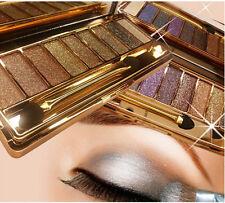 9 Colors Diamond Colorful Makeup Eye Shadow Palette Make up Glitter Eyeshadows