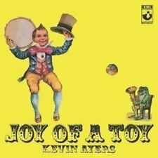 KEVIN AYERS - JOY OF A TOY  CD 16 TRACKS PROGRESSIVE PSYCHEDELIC ROCK NEU